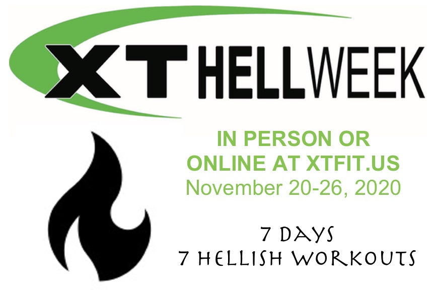 Hell Week November 2020 Graphic